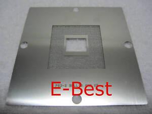 80x80 Play Station 3 PS3 CPU Reball Stencil Template