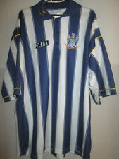 "West Bromwich Brom Albion 1994-1995 Home Football Shirt Size 46-48"" /7794"
