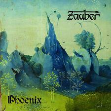 ZAUBER Phoenix CD  italian prog