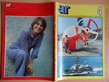 ARMEERUNDSCHAU 4 - 1974 * NVA DDR Soldaten A 68 Panzerbüchsen SFL Kati Kovacs