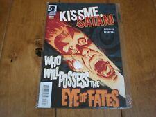 Kiss me, Satan #3 of 5 (2013 Series) Dark Horse Comics VF/NM