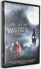 An American Werewolf In London Dvd 1981 Cult Classic Full Moon Edition 2 Disc Ws