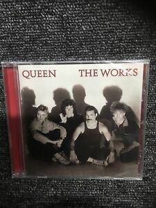 QUEEN - THE WORKS (2011 DIGITAL REMASTER) [CD] NEW & SEALED Free Post U.K.