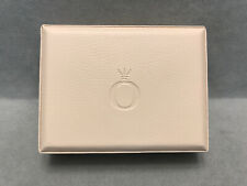 Pandora Unforgettable Moments Leather Jewelry Box - Pre Owned