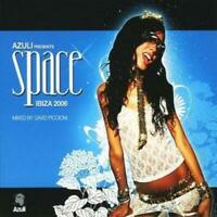 Various Artists : Azuli Presents Space Ibiza 2006 CD 2 discs (2006) Great Value
