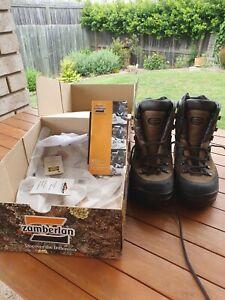Zamberlan hiking boots