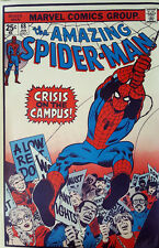 "Vintage Spider-Man Classic Cover Print John Romita 13""x19"" NM Cond."