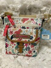 Lily Bloom Vivian Mini Crossbody Bag Sea Garden ECO Recycled Karma NWT