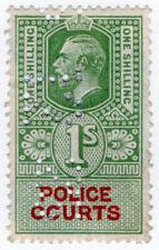 (I.B) George V Revenue : Police Courts 1/-