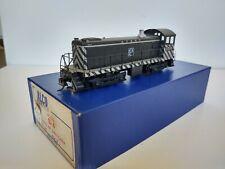 Santa Fe Alco S-4 Diesel Locomotive-Zebra Stripe