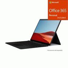 Microsoft Surface Pro X 13  Touch-Screen Microsoft SQ1 8GB 1 + Office 365 Bundle