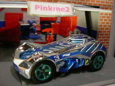 RD-03 ❀Chrome/Blue; b5sp❀Gift Multi 9-Pack Exclusive?❀2018 Hot Wheels loose