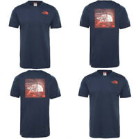 T-shirt M/M uomo THE NORTH FACE Red Box Celebration Col.Urban Navy P./E.19