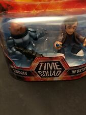 Doctor Who Time Squad Sonyaran And The Doctor
