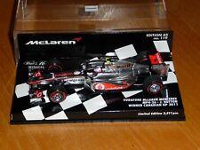 1/43 Minichamps McLaren Mercedes MP4-26 Jenson Button Winner Canadian GP 2011