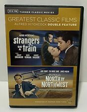 Tcm Greatest Classic Films Alfred Hitchcock Strangers on a Train North by Nor