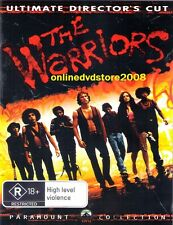 The WARRIORS (Ultimate Director's Cut) Michael BECK ACTION Cult DVD Region 4