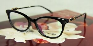 New Black Full Rim Women's Eyeglass Frames <TF 2142-B 8193>