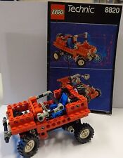 Gioco Game LEGO Technic 1991 - 8259 Completo - Mountain Rambler - Jeep Montagna