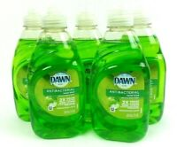 (Lot of 5) Bottles Dawn Ultra Antibacterial Soap 7 oz Apple Blossom Scent