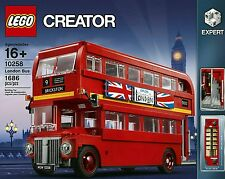 New LEGO CREATOR 10258 LONDON BUS EXCLUSIVE Set