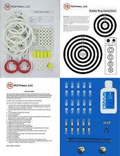 1986 Williams Pin-Bot Pinball Tune-up Kit, aka Pinbot - includes Rubber Rings