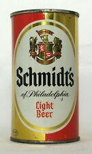 New ListingSchmidt's of Philadelphia Light Beer 12 oz. Flat Top Beer Can-Philadelphia, Pa.