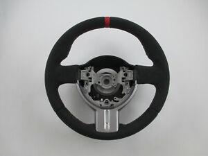TOYOTA GT86 SUBARU BRZ SCION Full Alcantara INCLUDE Steering wheel Volante