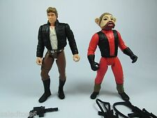 Star Wars HAN SOLO & NIEN NUNB Empire Kenner Action Figure