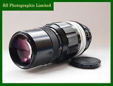 Nikon Nikkor-Q.C Auto 200mm F4 AI Lens with Box. Stock No U7413