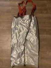 Used Globe Firefighting Proximity Pants, 40x30