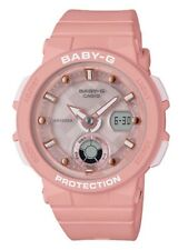 Casio Baby-G * BGA250-4A Beach Traveler Summer Twilight Pink Watch COD PayPal