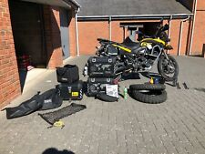 BMW F800 GS + full luggage +  tons of extras