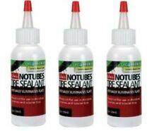 3 Bottles Stan's No Tubes Tire Sealant 2 oz Bottle Tubeless Tire Sealant