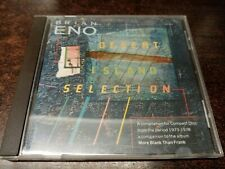 Brian Eno - Desert Island Selection CD