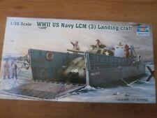 TRUMPETER 00347 WWII US NAVY LCM (3) Landing Craft Échelle 1/35.