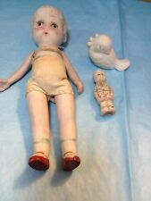 Vintage Bisque Dolls Japan-Numbered-bs