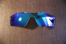 PolarLenz POLARIZED Ice Blue Replacement Lens for-Oakley Radar Path