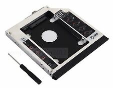 2nd HDD 12.7mm Hard Driver Caddy for HP EliteBook 6930p 8440w 8540p 8730w 6530b