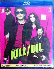 KILL DIL (RANVEER SINGH, PARINEETI CHOPRA) - BOLLYWOOD SPECIAL ED. BLU-RAY