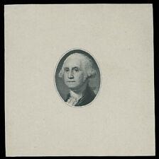 US SCOTT #79-E35e Bicolor Essay Vignette Only On White Glazed Paper (DFP 7/7/20)
