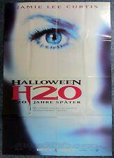 Halloween H20 - Jamie Lee Curtis - A1 Filmposter Plakat (j-9205
