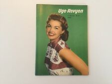 Vintage Danish magazine: Esther Williams, Dorothy Malone, Clark Gable, R Burton
