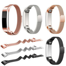 Milanese Stainless Steel Watch Band Bracelets Strap Wristband For Fitbit Alta/HR