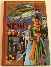 Nemo, Alan Moore, Heart of Ice, River of Ghosts, Roses of Berlin, Hc, 3 Vol. New