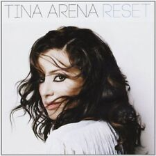 Tina Arena Reset all Australian Deluxe Edition CD – New