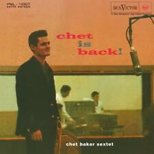 Chet Is Back! by Chet Baker/Chet Baker Sextet (Vinyl, May-2014, Music on Vinyl)