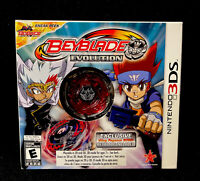 Beyblade: Evolution Collector's Edition ( 3DS, 2013) Brand new Factory sealed