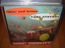 CARL STEVENS skin and bones ( jazz ) WHITE LABEL PROMO