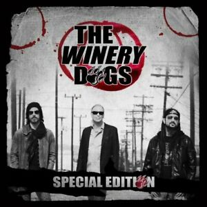 WINERY DOGS-WINERY DOGS (US IMPORT) CD NEW